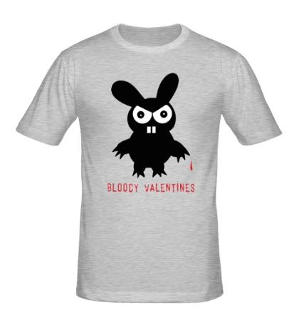 Мужская футболка Bloody Valentinees
