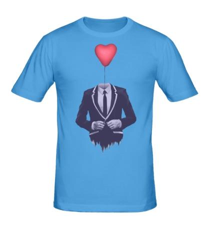 Мужская футболка Mr. Valentine