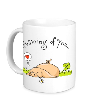 Керамическая кружка Dreaming of You