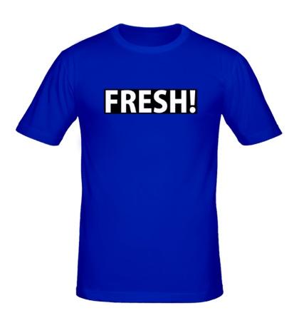 Мужская футболка FRESH