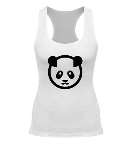 Женская борцовка Символ панды