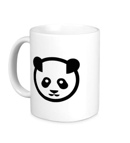 Керамическая кружка Символ панды