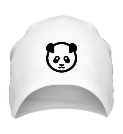 Шапка Символ панды