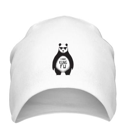 Шапка Панда знает Кунг-Фу