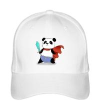 Бейсболка Панда Герой