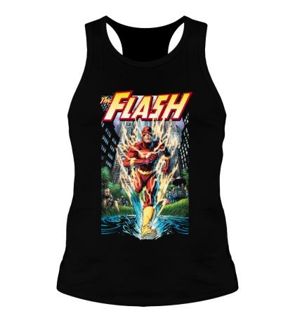 Мужская борцовка The Flash: Crimson Comet