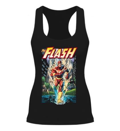 Женская борцовка The Flash: Crimson Comet