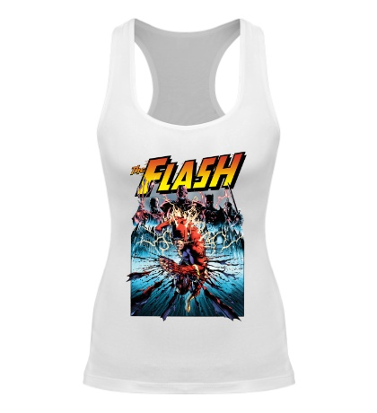 Женская борцовка The Flash: Poster