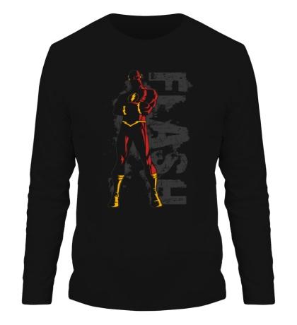 Мужской лонгслив Super Flash