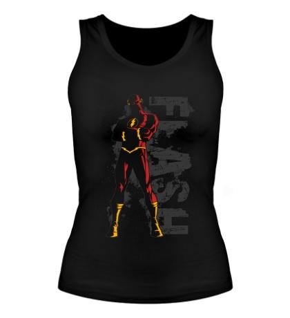 Женская майка Super Flash