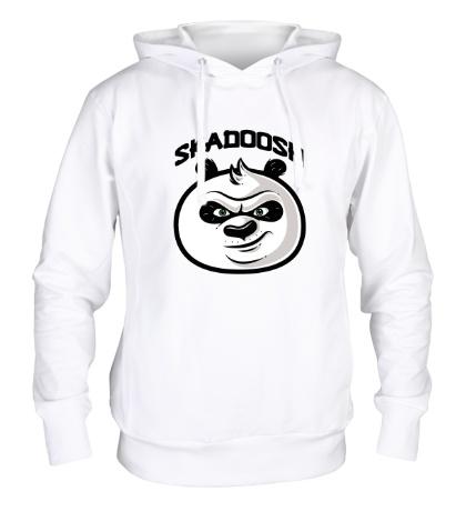 Толстовка с капюшоном Skadoosh Panda