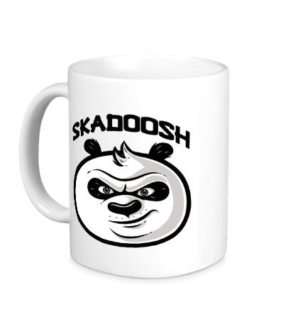 Керамическая кружка Skadoosh Panda