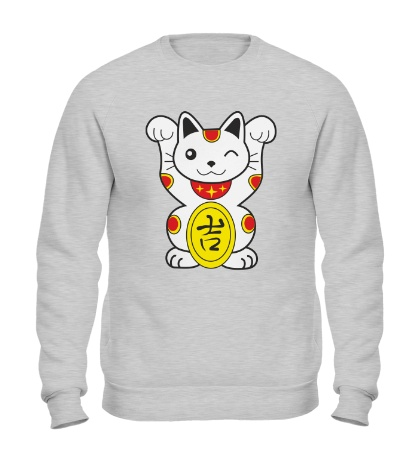 Свитшот Японский котик