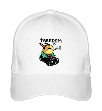 Бейсболка Freedom is Real