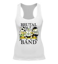 Женская борцовка Brutal Band