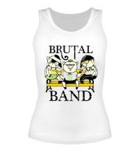 Женская майка Brutal Band