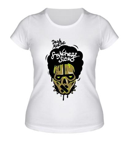 Женская футболка DEAD morze