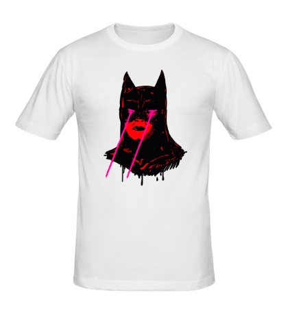 Мужская футболка Batman Laser