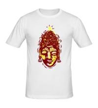 Мужская футболка Божество Шива