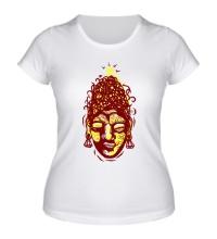 Женская футболка Божество Шива