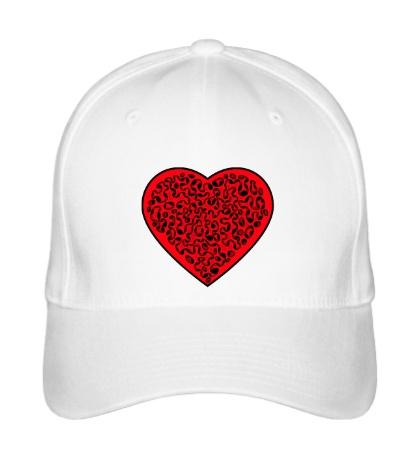 Бейсболка Кровавое сердце