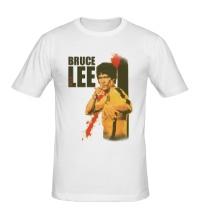 Мужская футболка Bruce Lee