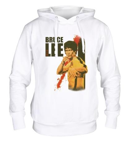 Толстовка с капюшоном Bruce Lee