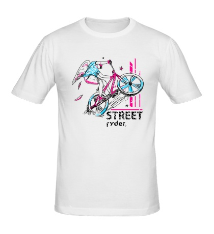 Мужская футболка Street Rider