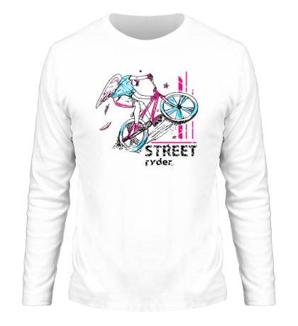 Мужской лонгслив Street Rider