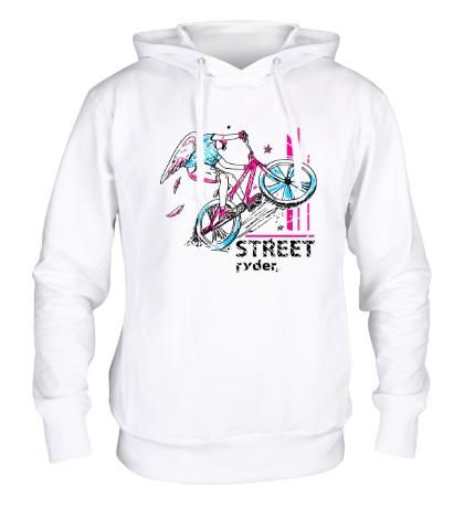 Толстовка с капюшоном Street Rider