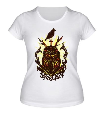 Женская футболка Forest bozz