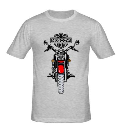 Мужская футболка Moscow Motofestival