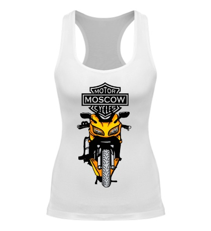 Женская борцовка Motor Moscow Cycles