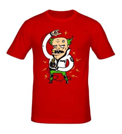 Мужская футболка Prodigy Singer