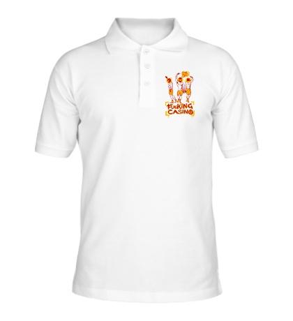Рубашка поло Fuсking casino