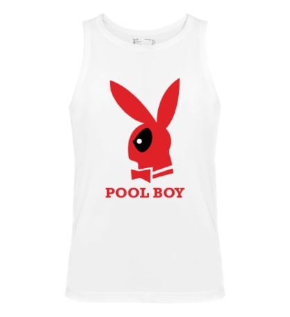 Мужская майка Poolboy