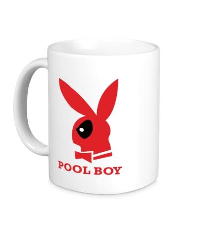 Керамическая кружка Poolboy