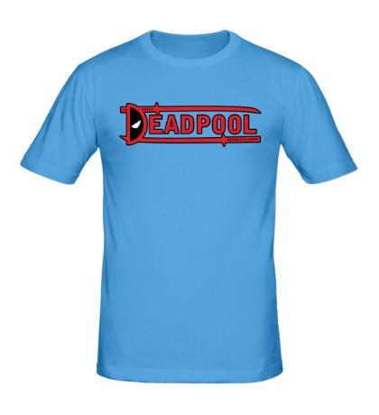 Мужская футболка Deadpool Samurai
