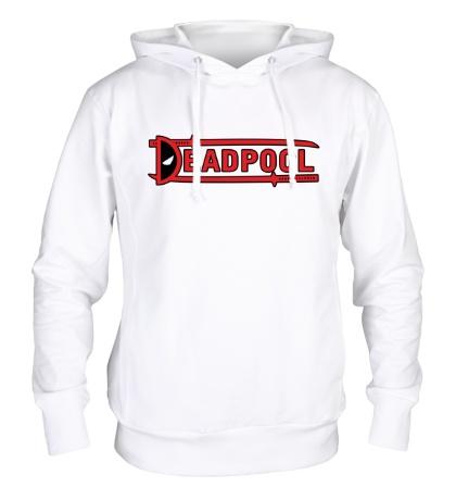 Толстовка с капюшоном Deadpool Samurai