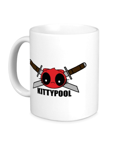Керамическая кружка Kittypool