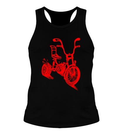 Мужская борцовка Трехколёсный велосипед