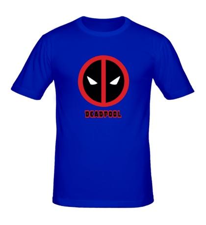 Мужская футболка Deadpool Mask