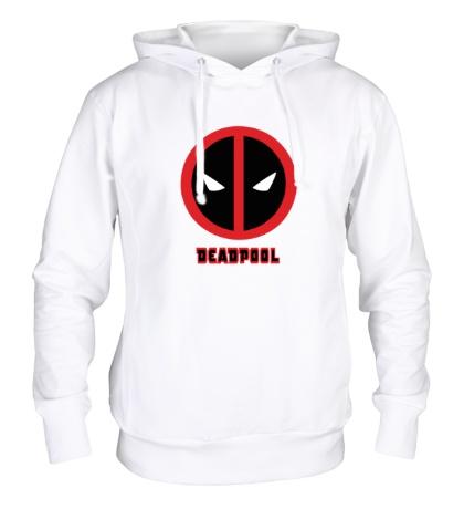 Толстовка с капюшоном Deadpool Mask
