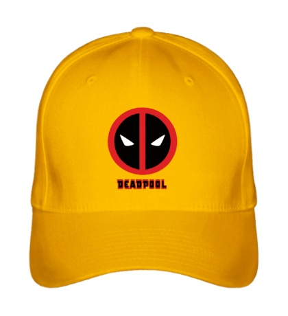 Бейсболка Deadpool Mask