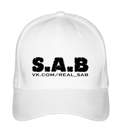 Бейсболка SAB