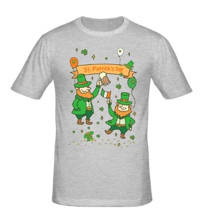 Мужская футболка St. Patricks Day