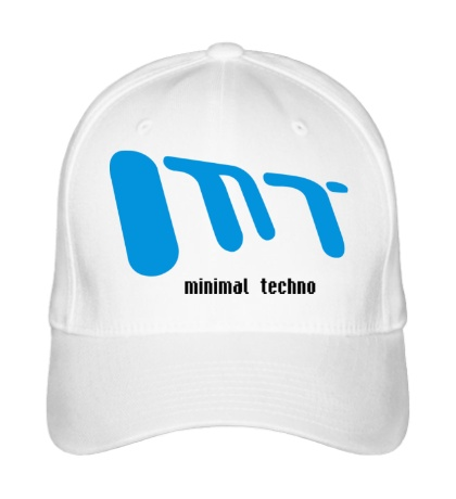 Бейсболка Minimal techno