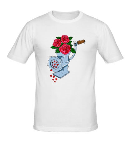 Мужская футболка Цветорубка