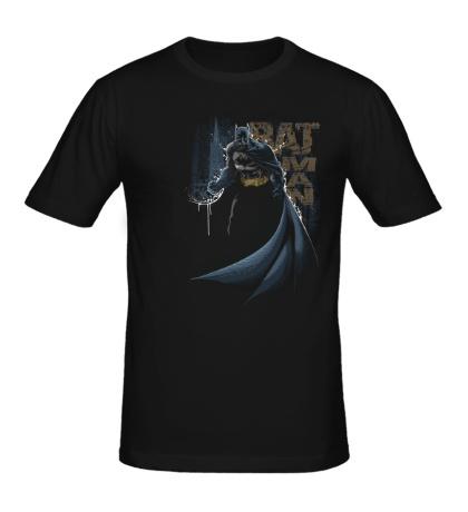 Мужская футболка Batman: Gotham Knight