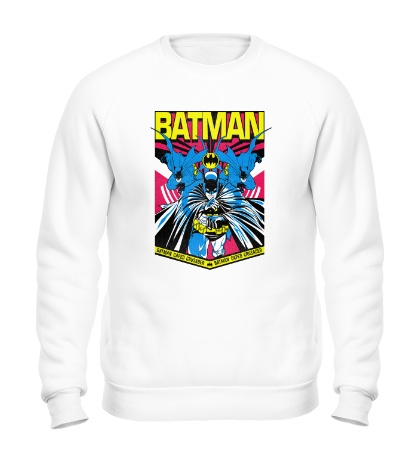 Свитшот Batman Caped Crusader